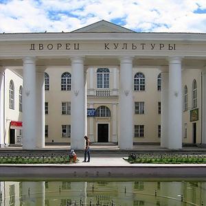 Дворцы и дома культуры Большого Игнатово