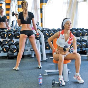 Фитнес-клубы Большого Игнатово