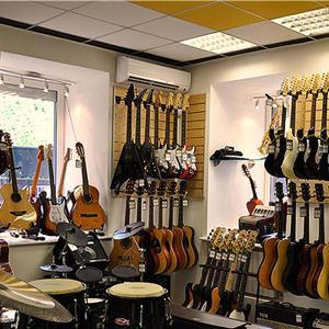 Музыкальные магазины Большого Игнатово