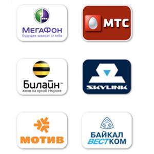 Операторы сотовой связи Большого Игнатово