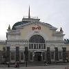 Железнодорожные вокзалы в Большом Игнатово