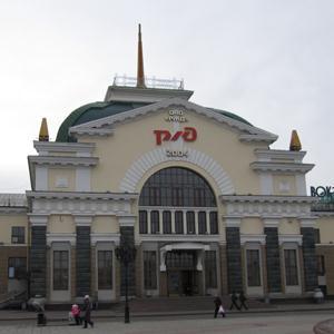 Железнодорожные вокзалы Большого Игнатово